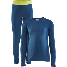 Craft Core Warm Baselayer Set Kinderen, beat/scream